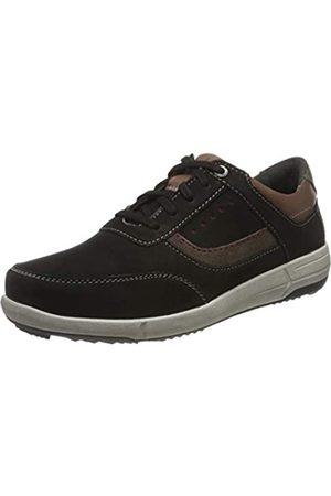Josef Seibel Enrico 05, Zapatos de Cordones Derby para Hombre, (Schwarz/Multi 994 102)