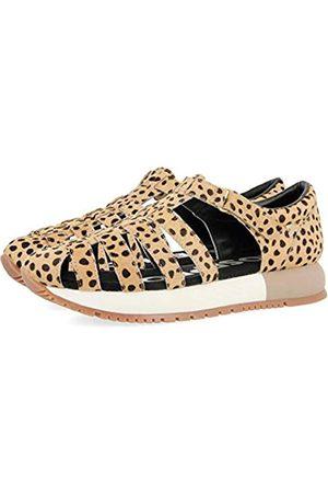 Gioseppo Livermore, Zapatillas sin Cordones para Mujer, (Leopardo Leopardo)