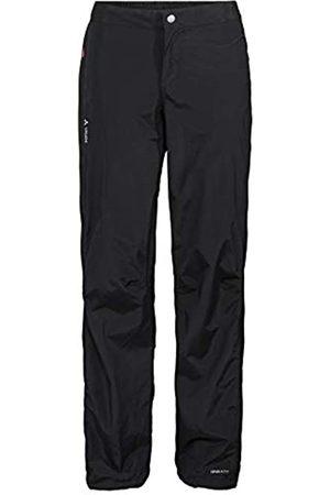 Vaude Women's Yaras Rain Zip Pants III Pantalones, Mujer