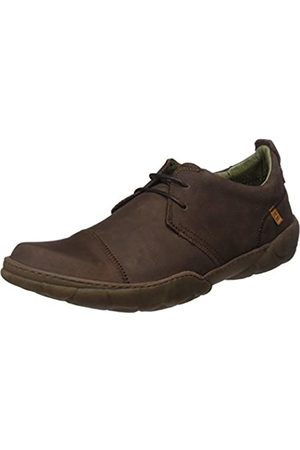 El Naturalista N5080 Pleasant Turtle, Oxford para Hombre, (Brown Brown)