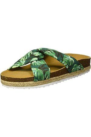 Paez Sandal Knot Palms, Sandalias con Punta Abierta para Mujer, ( 418)