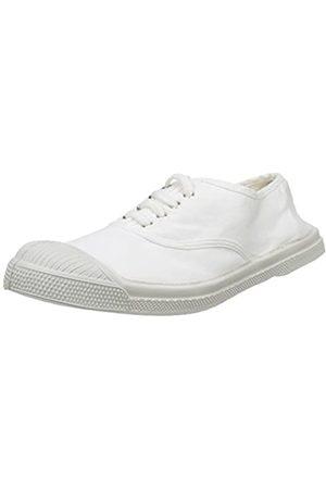 Bensimon Tennis Lacet Femme, Zapatillas Mujer, (Blanc)