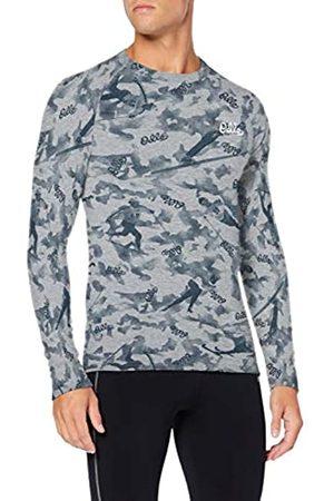 Odlo Bl Top Crew Neck L/S Active Warm Originals - Camiseta Interior para Hombre, Hombre, 154202