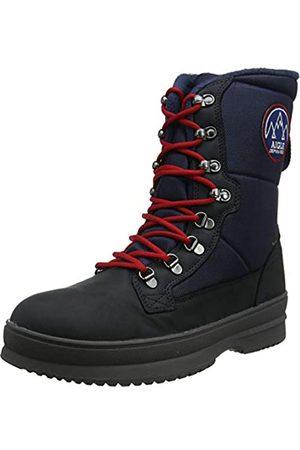 Aigle Alboez, Botas de Nieve para Hombre, (Navy 001)