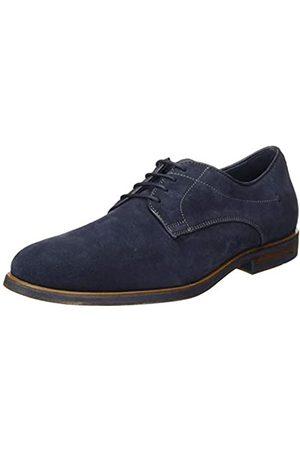 Geox U Bayle B, Zapatos de Cordones Derby para Hombre, (Navy C4064)