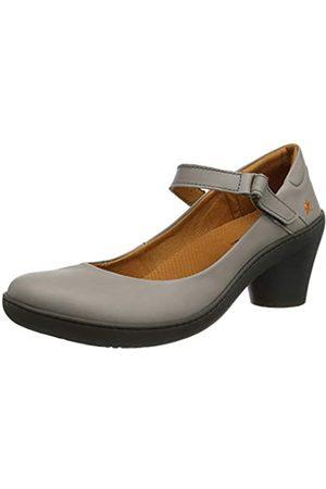 Art Grass-1440 Zapatos de tacón con punta cerrada Mujer, (Alfama Grass Grey)