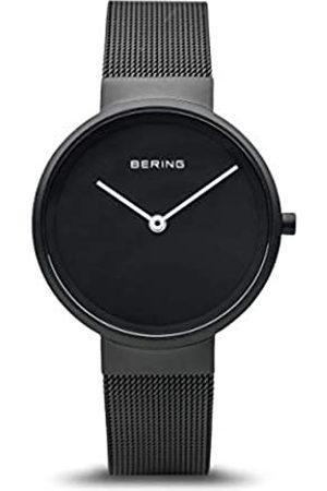 Bering Reloj Analógico para Mujer de Cuarzo con Correa en Acero Inoxidable 14531-122