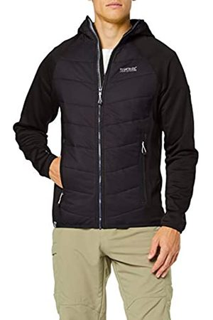 Regatta Andreson IV Lightweight Water Repellent & Insulated Stretch Hybrid Hooded Jacket Chaquetas Acolchadas, Hombre, /