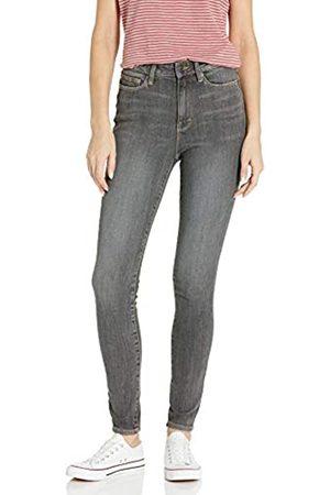 Goodthreads High-Rise Skinny Jeans, Hi-lo Grey