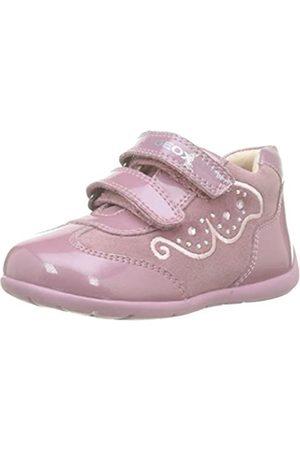 Geox B Kaytan A, Zapatillas para Bebés, (Dk Pink C8006)