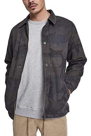 Urban classics Cotton Coach Jacket Chaqueta M para Hombre
