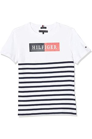 Tommy Hilfiger Mixed Artwork Stripe tee S/s Camiseta