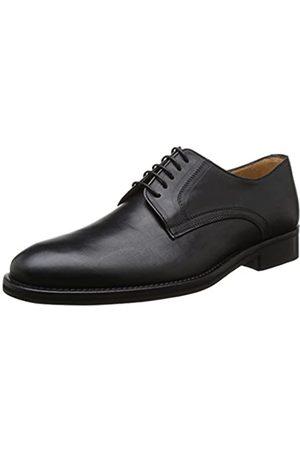 Florsheim Russell, Zapatos de Cordones Derby para Hombre, (Black 01)