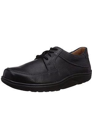 Ganter Aktiv Heimo-h, Zapatos de Cordones Derby para Hombre, (schwarz 0100)