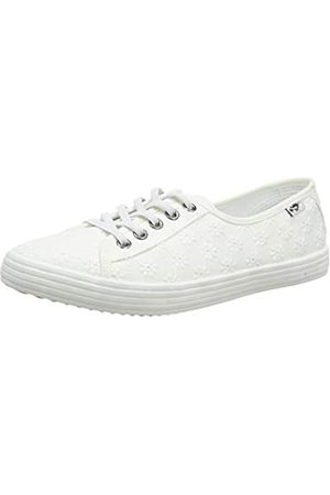 Rocket Dog Chow, Zapatillas sin Cordones para Mujer, (Fortune Eyelet White J00)