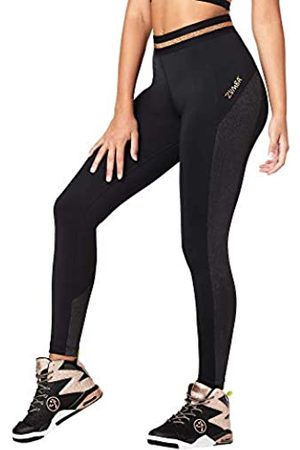 Zumba Fitness® Women's Shaping Workout Leggings with Fashion Print Legging, Mujer