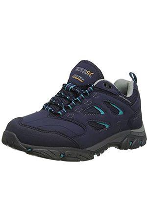 REGV7|#Regatta Holcombe Iep Low, Walking Shoe Womens, (Navy/Atlanti 3tv)