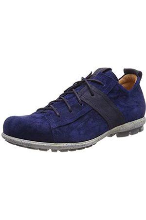 Think! Kong_484656, Zapatos de Cordones Derby para Hombre, (Indigo/Kombi 90)