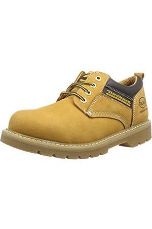 Dockers 23DA005 - Zapatos de cordones de cuero para hombre