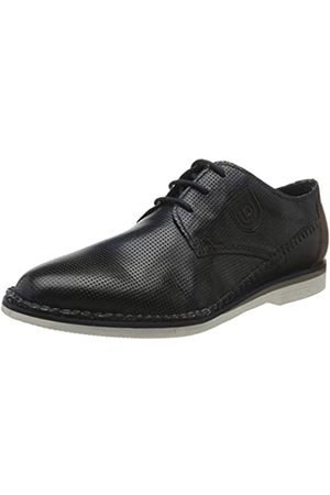 Bugatti 311892014100, Zapatos de Cordones Derby para Hombre, (Dark Blue 4100)