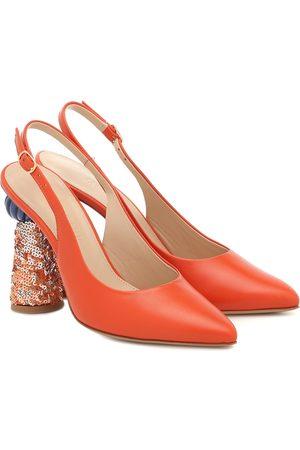 Jacquemus Salones Les Chaussures Loiza de piel