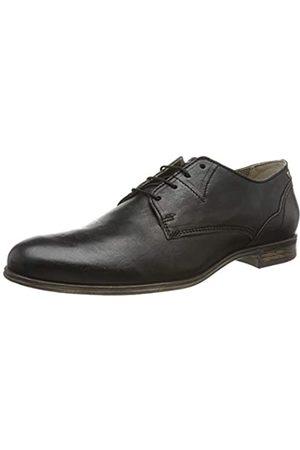 Sneaky Steve Dirty Low, Zapatos de Cordones Derby para Hombre, (Black 000000)