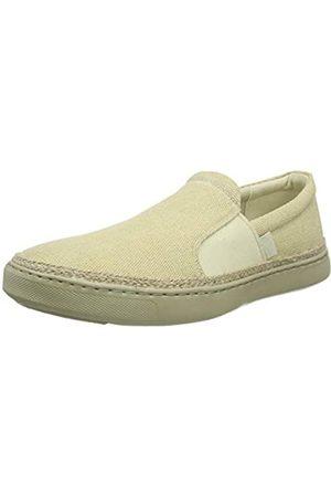 FitFlop Collins Espadrille Loafers, Alpargata para Hombre, (Ss19 Light Sand 672)