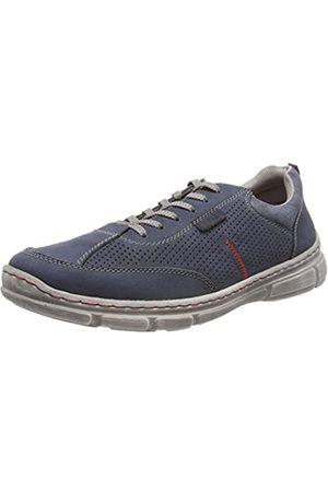 Rieker 13711, Zapatos de Cordones Oxford para Hombre, (Atlantic/Jeans)