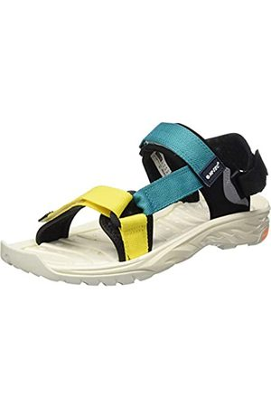 Hi-Tec Ula Raft, Sandalias Deportivas para Hombre, (Blazing Yellow/Navigate 079)