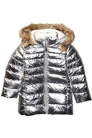 Spotted Zebra Long Puffer Coat Infant-and-Toddler-Down-Alternative-Outerwear-Coats