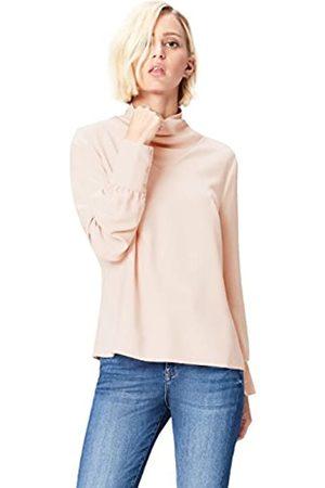 FIND Blusa de Cuello Alto para Mujer, Blusa Mujer