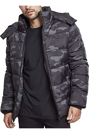 Urban classics Hooded Camo Puffer Jacket Chaqueta XXXL para Hombre