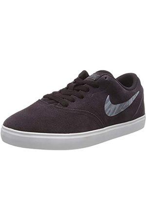 Nike SB Check Suede (GS), Zapatillas para Caminar Unisex Niños, Burgundy Ash/Mtlc Blue Dusk/WH