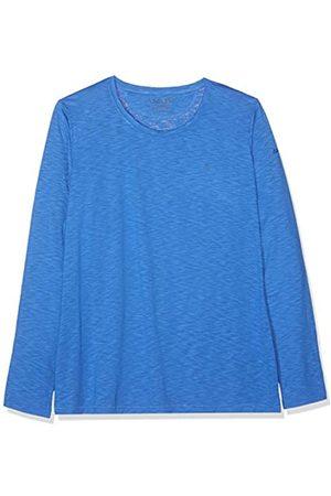 Schöffel La Molina2 - Camiseta de Manga Larga para Mujer, Muy Ligera, Transpirable, protección UV, Camiseta Funcional para Exterior, Camiseta de Deporte, Mujer, 11948