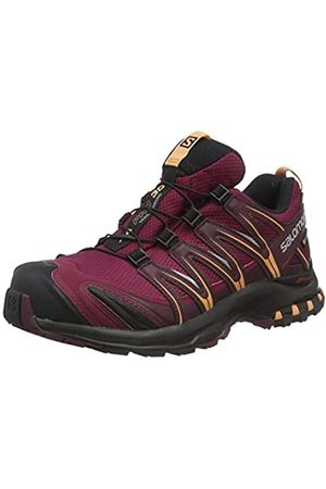 Salomon XA Pro 3D GTX W, Zapatillas de Trail Running para Mujer, (Rhododendron/Winetasting/Cantaloupe)