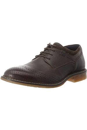 Josef Seibel Earl 07, Zapatos de Cordones Derby para Hombre, (Espresso 001 360)