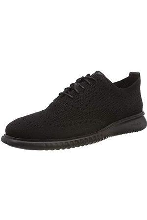 Cole Haan 2.Zerogrand Stitchlite Oxford, Zapatos de Cordones Hombre, Black