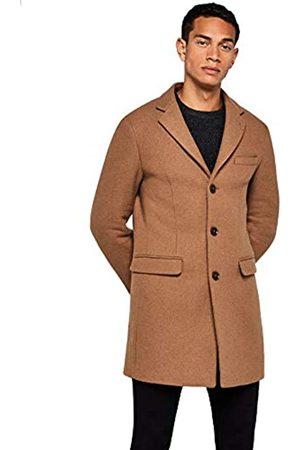 FIND Wool Mix Smart Coat Abrigo