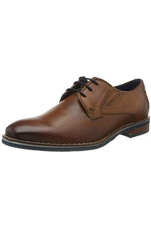 Daniel Hechter 811687051100, Zapatos de Cordones Derby para Hombre, (Cognac 6300)