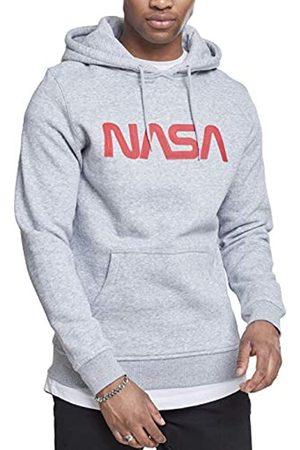 Mister Tee NASA Worm Logo Sudadera con Capucha, Hombre