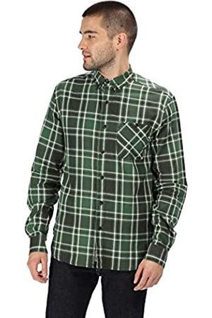Regatta Lazare Coolweave Cotton Casual Checked Shirt Camisetas