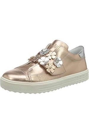 Lurchi ISYA, Zapatillas sin Cordones para Niñas, (Rosegold 09)