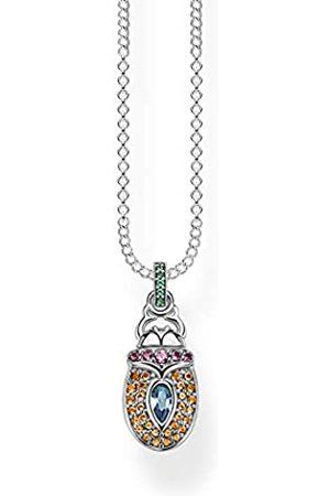 Thomas Sabo Mujer Plata Collar con Colgante KE1894-348-7-L45v