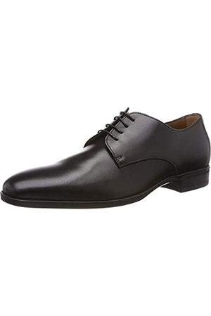 HUGO BOSS Kensington_derb_bu Zapatos de cordones derby Hombre, (Black 1)