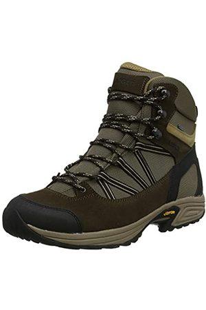 Aigle MOOVEN Mid Gore-Tex, Zapatos de Low Rise Senderismo para Hombre, (Dark Brown/ )