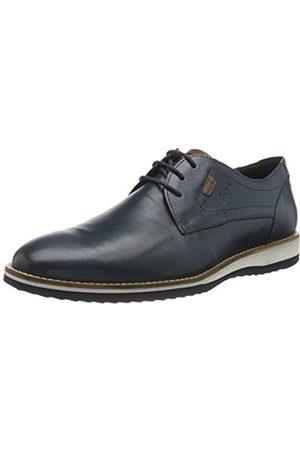 Sioux Quintero-700, Zapatos de Cordones Derby para Hombre, (Indaco 008)