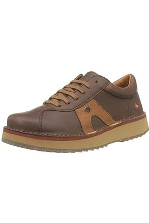 Art 1600 Grass Orly, Zapatos de Cordones Brogue para Mujer, (Brown Brown)