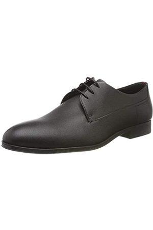 HUGO BOSS Boheme_derb_pr, Zapatos de Cordones Derby para Hombre, (Black 001)