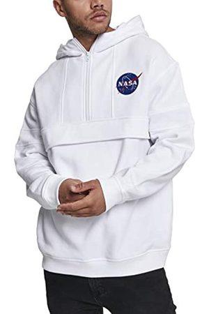 Mister Tee NASA Chest Embroidery Sudadera con Capucha, Hombre