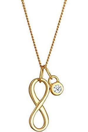 DIAMORE Collar con colgante Mujer oro amarillo - 0106740617_45